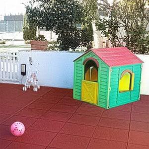 Piso infantil de juegos para Niños