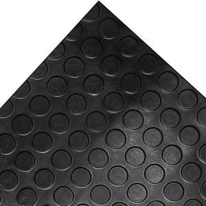 Piso de Hule Antiderrapante con caucho reciclado